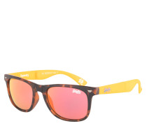 """Sonnenbrille """"SDS Supergami 170"""", Neon-Bügel, biegsame Elemente"""