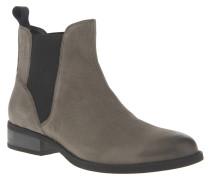 """Chelsea Boots """"Cary"""", Leder, Fersenlasche, Grau"""