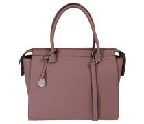 """Handtasche """"Zürich"""", verstellbarer Schulterriemen, Innenfach, Rosa"""