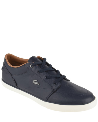 Lacoste Herren Sneaker, Leder, Logo-Emblem, uni