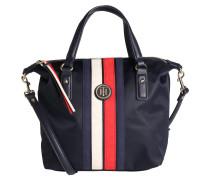 """Handtasche """"Poppy"""", Streifen, Schultergurt, Blau"""