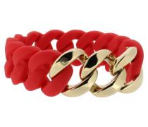 "Armband ""Original"" 107780 Edelstahl classic rot rosegold"