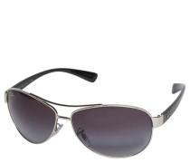 "Sonnenbrille ""RB 3386 Aviator"", Piloten-Stil, Verlaufsgläser"