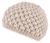 Mütze, Grobtrick, Alpaka-Anteil