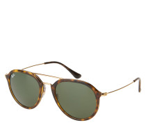 "Sonnenbrille ""RB 4253 710"", Havanna-Design"