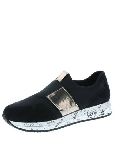 Sneaker, Metallic-Details
