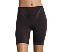 "Shape-Pants ""Bottom Solutions"", Mesh-Einsatz, Schwarz"