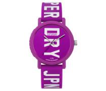 "Armbanduhr ""Campus Block"" - Purple SYL-SYL196VW"
