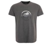 """T-Shirt """"Trovat"""", Print, schnelltrocknend, UV-Schutz, für Herren, Schwarz"""
