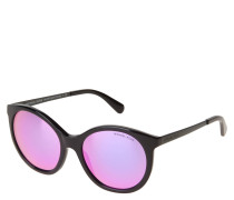 """Sonnenbrille """"MK 32034X"""", schmale Bügel, lila verspiegelt"""