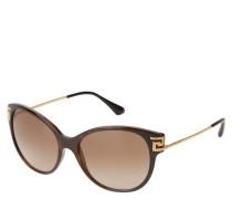 """Sonnenbrille """"VE 4316-B 5148/13"""", Strass-Akzente, schmale Bügel"""