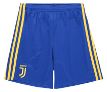 Juventus Turin Shorts Away, 2017/18, für Kinder, Blau