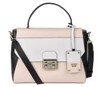 Handtasche, abnehmbarer Schulterriemen, Magnetdruckknopf, Mehrfarbig