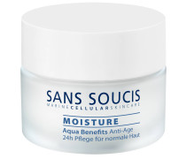 Moisture Aqua Benefits Anti-Age 24h Pflege 50 ml