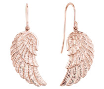 Ohrhänger Flügel rosévergolde ERE-WING-Rt