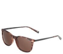 Sonnenbrille, Havanna-Look