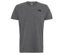 """T-Shirt """"Red Box"""", Print, für Herren, Grau"""