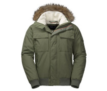 "Outdoorjacke ""Brockton Point"", wasserdicht, für Herren, Oliv"