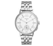 Q Gazer Hybrid Smartwatch Damenuhr FTW1105