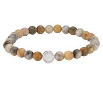 Armband Beads LJ-0086-B-17, Himmelaugen-Jaspis