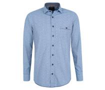 Hemd, reine Baumwolle, Kent-Kragen
