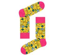 Socken, 3-er Pack, Geschenkbox