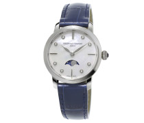Damenuhr Slimline Ladies Moonphase, FC-206MPWD1S6