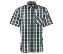 """Freizeithemd """"Harry"""", kurzarm, Kent-Kragen, Brusttasche, für Herren, Grün"""