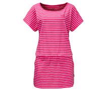 """Kleid """"Travel"""", gestreift, schnelltrocknend, für Damen, Pink"""