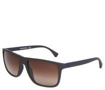 "Sonnenbrille ""EA 4033"", Karrée-Design, Verlaufsgläser"