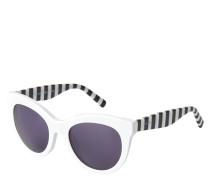 """Sonnenbrille """"TH 1480/S"""", gestreifte Bügel, breites Gestell"""