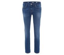 "Jeans ""Sissy"", Comfort Fit, Straight Leg, Blau"