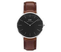 Classic Armbanduhr Black Bristol