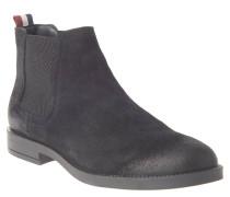 """Chelsea Boots """"G1385ETTY 1B"""", Used-Optik, Leder, Schwarz"""