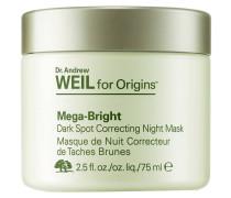Mega Bright Dark Spot Correcting night mask 75 ml