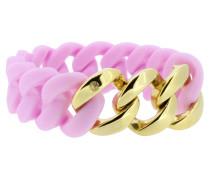 """Armband """"Original"""" 106962 Edelstahl flieder gold"""