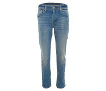 "Jeans ""502"", Regular Taper, Blau"