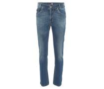 "Jeans-Hose ""Bela-3"", Body Fit, Superflex-Denim, Blau"