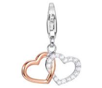 Silber Charm ES-LOVE CONNECTION ESCH91536D000
