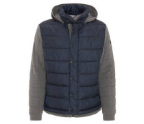 "Steppjacke ""Chester"", 2-in-1-Look, Kapuze"