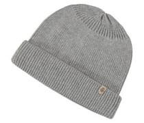 Mütze, Baumwollmischung, Umschlagbund