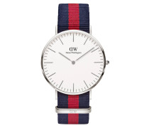 Classic Collection Armbanduhr Oxford Silver DW00100015