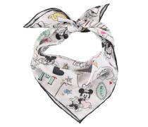 Halstuch, Seide, Mickey Mouse Design