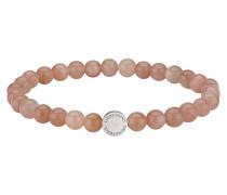 Armband Beads LJ-0084-B-17, Opal