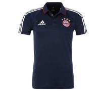 FC Bayern München Poloshirt, 2017/18, Blau