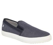 "Slipper ""Kendo"", Textil, Blau"