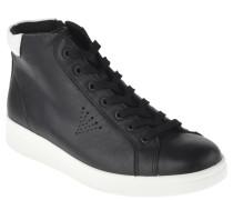 Sneaker, Leder, hoher Schaft