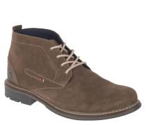 Desert-Boots, Veloursleder, Profilsohle