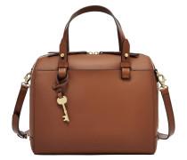 "Handtasche ""Rachel Stachel Medium Brown"", Anhänger, Braun"