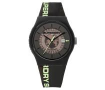 """Armbanduhr """"Urban Semi Opaque"""" - Black SYG-SYG168B"""